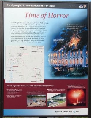 Time of Horror Marker image. Click for full size.