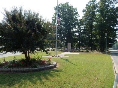 Aberdeen Veterans Memorial image. Click for full size.