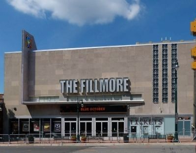 The Fillmore<br>In the J. C. Penney Building image. Click for full size.
