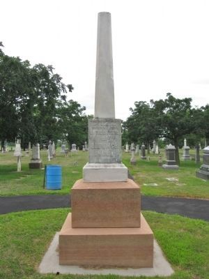 Pioneer Monument image. Click for full size.