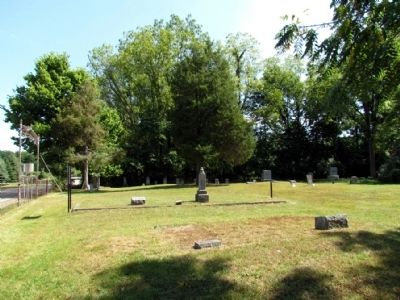 Bonneyville Cemetery image. Click for full size.