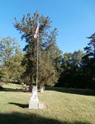 Long View - - Oldest Surviving Veteran of American Revolution Marker image. Click for full size.
