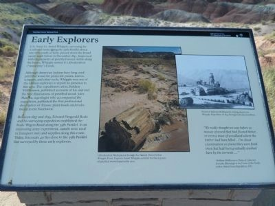 Early Explorers Marker image. Click for full size.