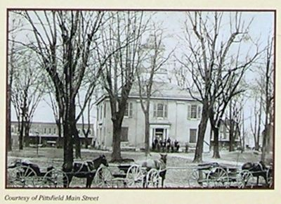 Pike County's Lincoln Marker image. Click for full size.