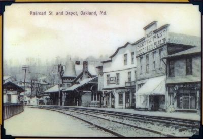 Railroad Street image. Click for full size.