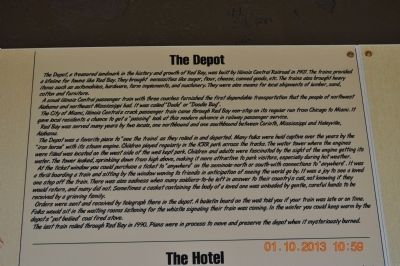 The Depot Marker image. Click for full size.