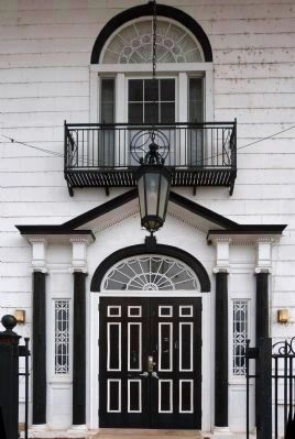 Elaborate Front Door image. Click for full size.