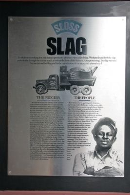 Slag Marker image. Click for full size.