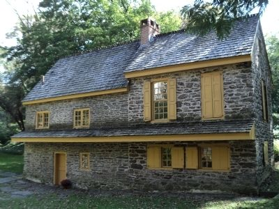 Rittenhouse Homestead - Established 1690 image. Click for full size.