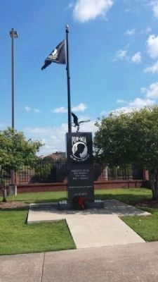 POW * MIA Monument image. Click for full size.