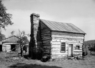 Slave Quarters, Dickerson, Montgomery County, MD image. Click for full size.