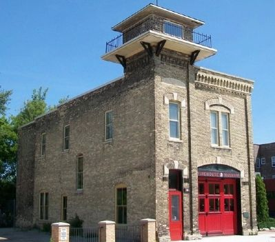 Engine House No. 3 image. Click for full size.