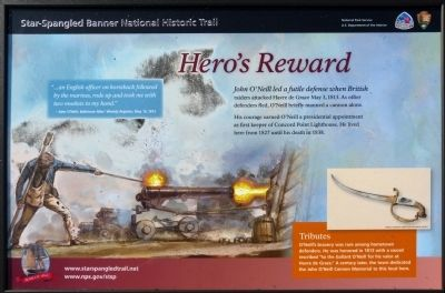 Hero's Reward Marker image. Click for full size.