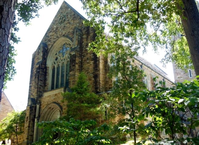 First United Methodist Church Sanctuary image. Click for full size.