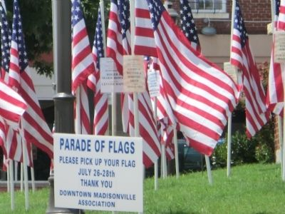 Parade of Flags image. Click for full size.