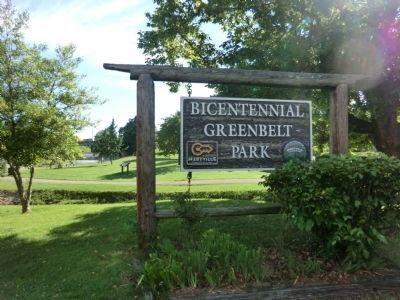 Bicentennial Greenbelt Park image. Click for full size.