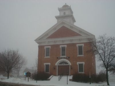 Allamakee County Court House Museum (Old Court House) image. Click for full size.