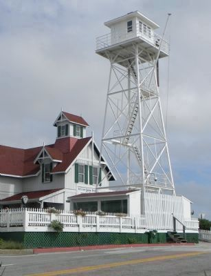 Ocean City Life-Saving Station Tower and Museum image. Click for full size.