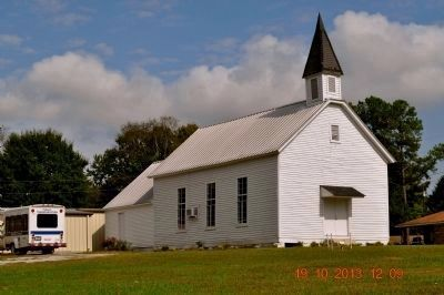 Rogersville Presbyterian Church in the U.S.A. image. Click for full size.