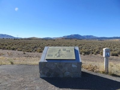The Eureka Mining District Marker image. Click for full size.