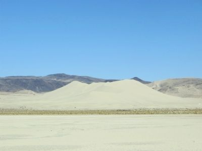 Sand Mountain image. Click for full size.