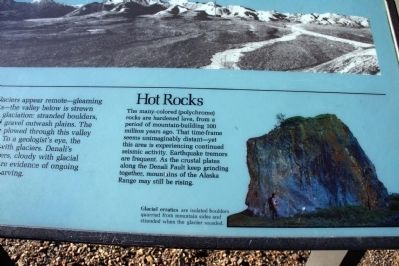 "Close up of ""Hot Rocks"" section of the marker image. Click for full size."