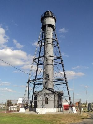Tinicum Rear Range Lighthouse image. Click for full size.