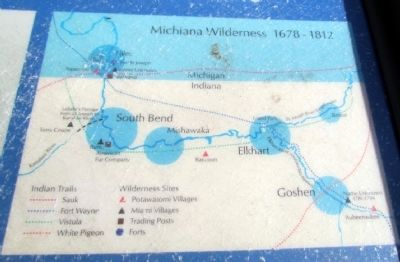 Michiana Wilderness 1678 - 1812 image. Click for full size.