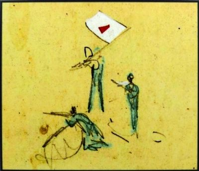 Signal Corps Sketch image. Click for full size.