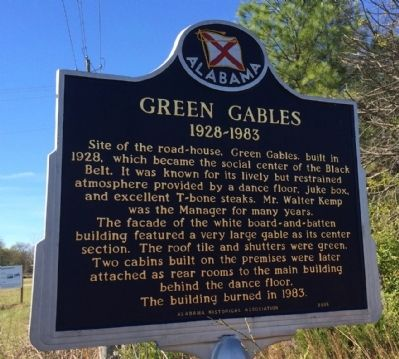 Green Gables Marker image. Click for full size.