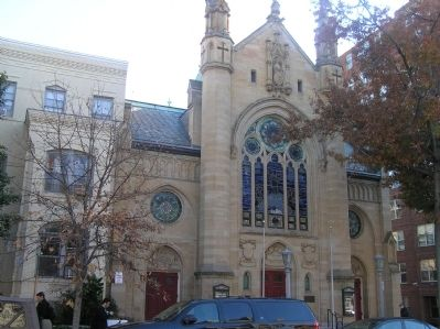 Grace Reformed Church Washington DC image. Click for full size.