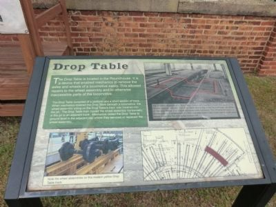 Drop Table Marker image. Click for full size.