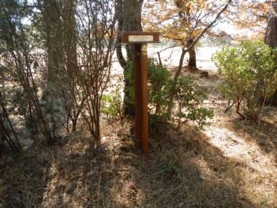 Nobles Trail – Charley�s Ranch Marker image. Click for full size.
