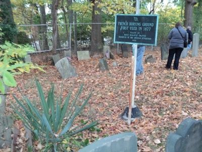 Marker in New Milford image. Click for full size.