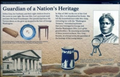 Guardian of a Nation's Heritage Marker image. Click for full size.