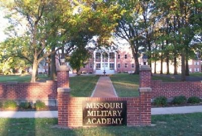 Missouri Military Academy image. Click for full size.