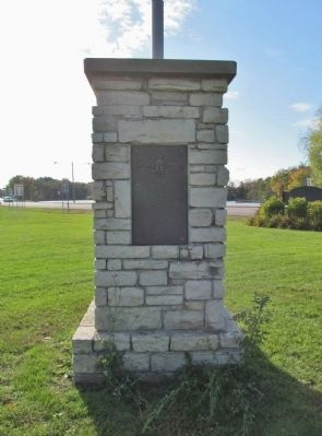 World War II Monument image. Click for full size.