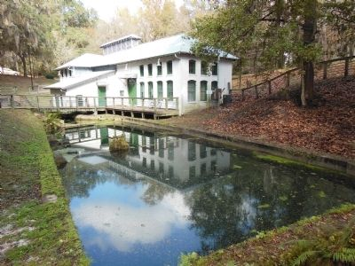 Boulware Springs Water Works Building image. Click for full size.