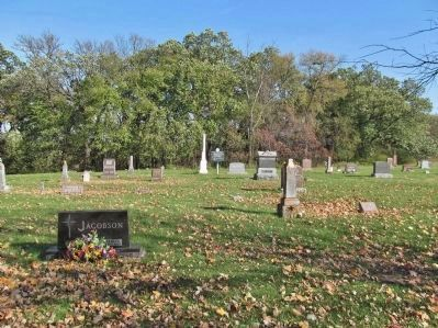 Fort Ridgely State Cemetery image. Click for full size.