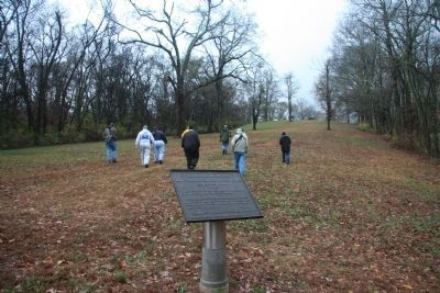80th Ohio Infantry Marker image. Click for full size.