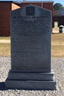 The Prattville Dragoons image. Click for full size.
