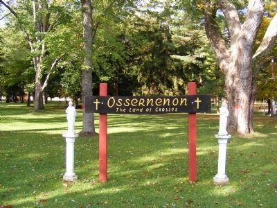 Ossernenon-The Land of Crossess image. Click for full size.