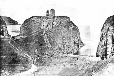 Dunseverick Castle Ruins image. Click for full size.