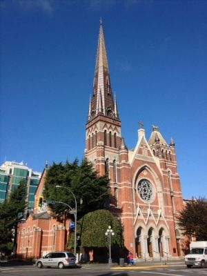 St. Andrew's Roman Catholic Cathedral image. Click for full size.