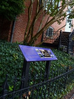 The Sewall-Belmont House & Museum Marker image. Click for full size.