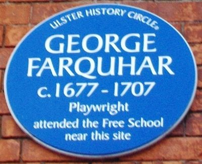 George Farquhar Marker image. Click for full size.