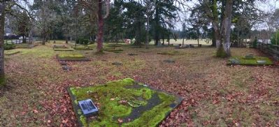 Colwood Pioneer Cemetery image. Click for full size.