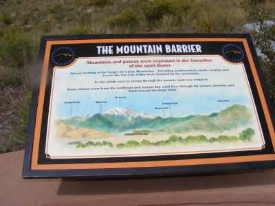The Mountain Barrier Marker image. Click for full size.