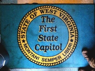 First State Capitol Rug image. Click for full size.