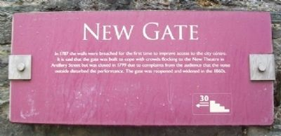 New Gate Marker image. Click for full size.